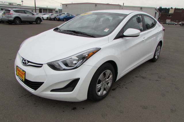 2016 hyundai elantra se se 4dr sedan 6a us for sale in charleston oregon classified. Black Bedroom Furniture Sets. Home Design Ideas