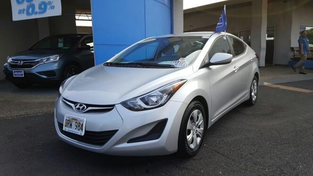 2016 hyundai elantra se se 4dr sedan 6a us for sale in hilo hawaii classified. Black Bedroom Furniture Sets. Home Design Ideas