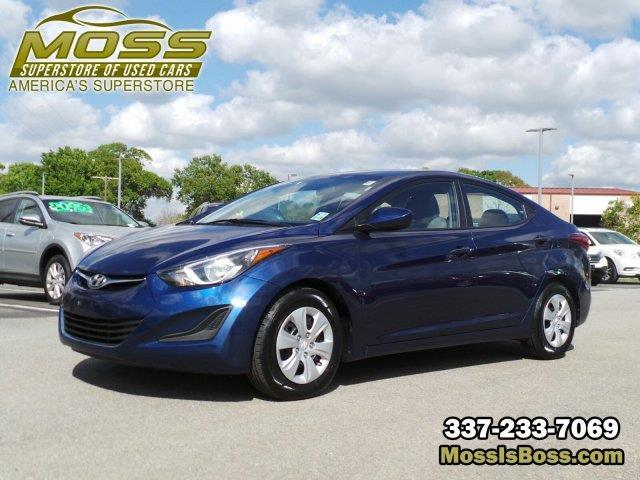 2016 hyundai elantra se se 4dr sedan 6a us for sale in lafayette louisiana classified. Black Bedroom Furniture Sets. Home Design Ideas
