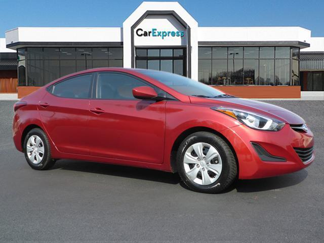 2016 hyundai elantra se se 4dr sedan 6a us for sale in chattanooga tennessee classified. Black Bedroom Furniture Sets. Home Design Ideas