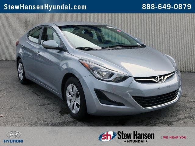 2016 hyundai elantra se se 4dr sedan 6m us for sale in des moines iowa classified. Black Bedroom Furniture Sets. Home Design Ideas