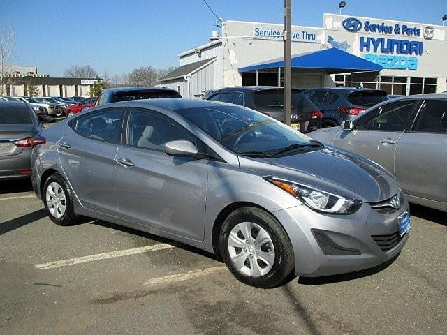 2016 hyundai elantra se se 4dr sedan 6m us for sale in chestnut new jersey classified. Black Bedroom Furniture Sets. Home Design Ideas