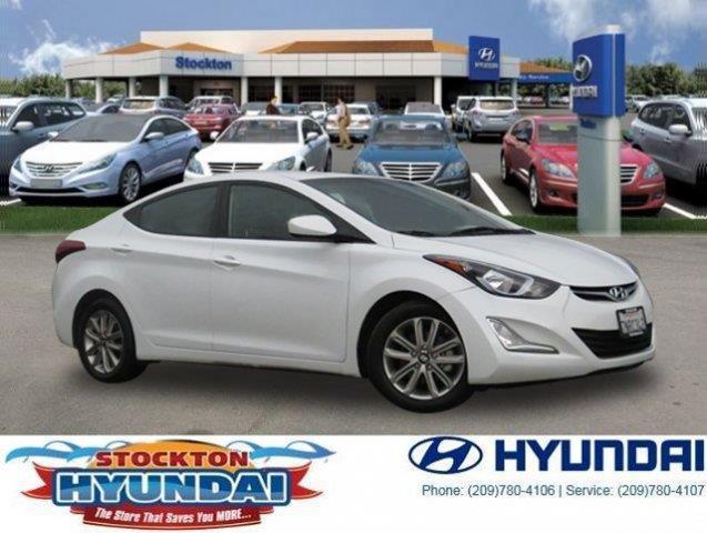 2016 Hyundai Elantra SE SE 4dr Sedan 6M (US)