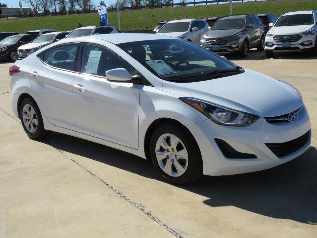 2016 hyundai elantra value edition value edition 4dr sedan 6a us for sale in brenham texas. Black Bedroom Furniture Sets. Home Design Ideas