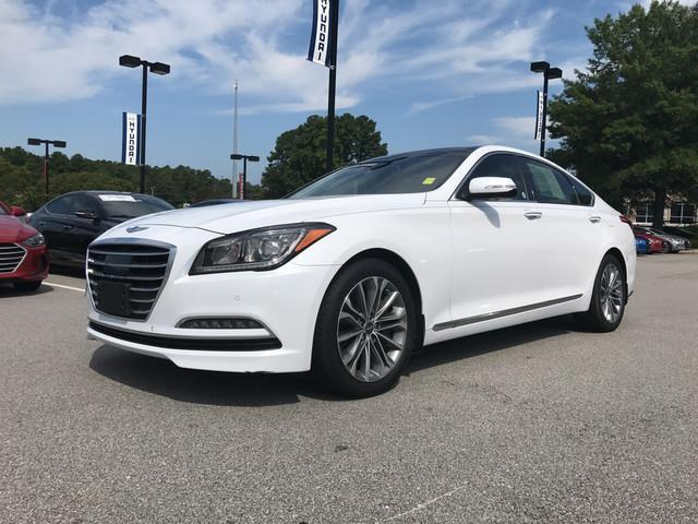 2016 hyundai genesis 3 8l 3 8l 4dr sedan for sale in columbia south carolina classified. Black Bedroom Furniture Sets. Home Design Ideas