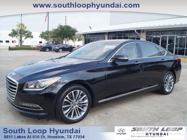 2016 hyundai genesis 3 8l 3 8l 4dr sedan for sale in houston texas classified. Black Bedroom Furniture Sets. Home Design Ideas