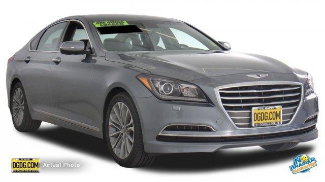 2016 Hyundai Genesis 3.8L AWD 3.8L 4dr Sedan