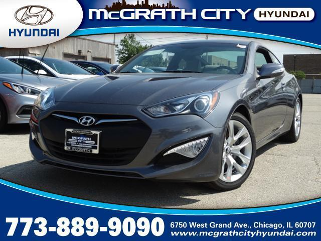 2016 Hyundai Genesis Coupe 3 8 3 8 2dr Coupe 8a W Gray