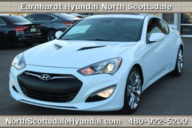 2016 hyundai genesis coupe 3 8 r spec 3 8 r spec 2dr coupe for sale in scottsdale arizona. Black Bedroom Furniture Sets. Home Design Ideas