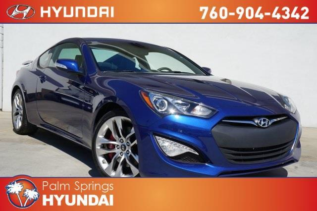 2016 hyundai genesis coupe 3 8 r spec 3 8 r spec 2dr coupe for sale in palm springs california. Black Bedroom Furniture Sets. Home Design Ideas