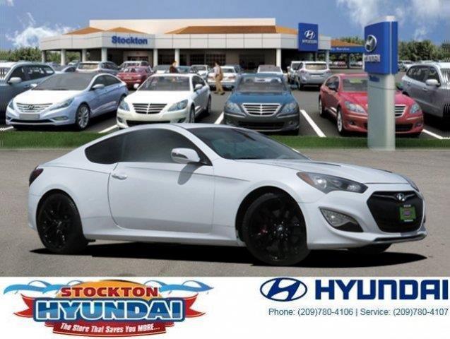 2016 Hyundai Genesis Coupe 3.8 R-Spec 3.8 R-Spec 2dr