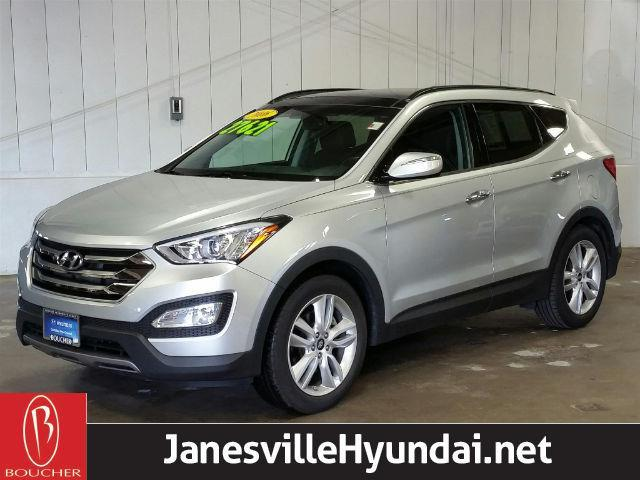 2016 hyundai santa fe sport 2 0t 2 0t 4dr suv for sale in janesville wisconsin classified. Black Bedroom Furniture Sets. Home Design Ideas