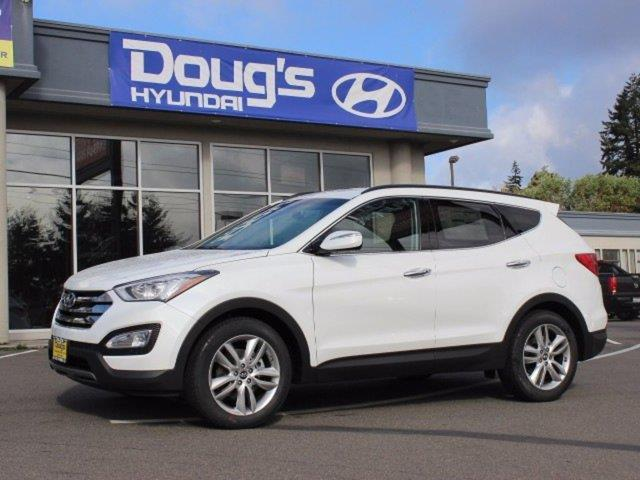 2016 hyundai santa fe sport 2 0t awd 2 0t 4dr suv for sale in alderwood manor washington. Black Bedroom Furniture Sets. Home Design Ideas
