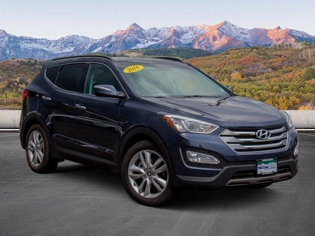 2016 hyundai santa fe sport 2 0t awd 2 0t 4dr suv for sale in colorado springs colorado. Black Bedroom Furniture Sets. Home Design Ideas