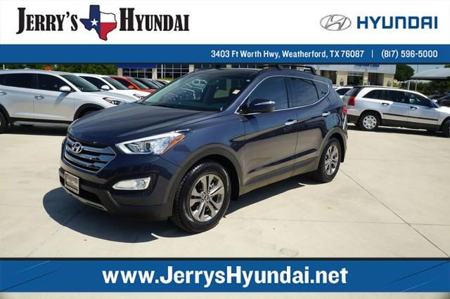 2016 hyundai santa fe sport 2 4l 2 4l 4dr suv for sale in weatherford texas classified. Black Bedroom Furniture Sets. Home Design Ideas