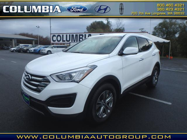 2016 hyundai santa fe sport 2 4l awd 2 4l 4dr suv for sale in longview washington classified. Black Bedroom Furniture Sets. Home Design Ideas