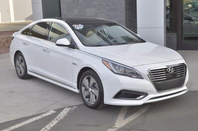 2016 hyundai sonata hybrid limited limited 4dr sedan w blue pearl interior for sale in saint. Black Bedroom Furniture Sets. Home Design Ideas