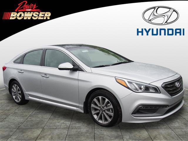2016 Hyundai Sonata Limited Limited 4dr Sedan