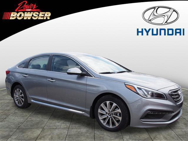 2016 Hyundai Sonata Sport Sport 4dr Sedan