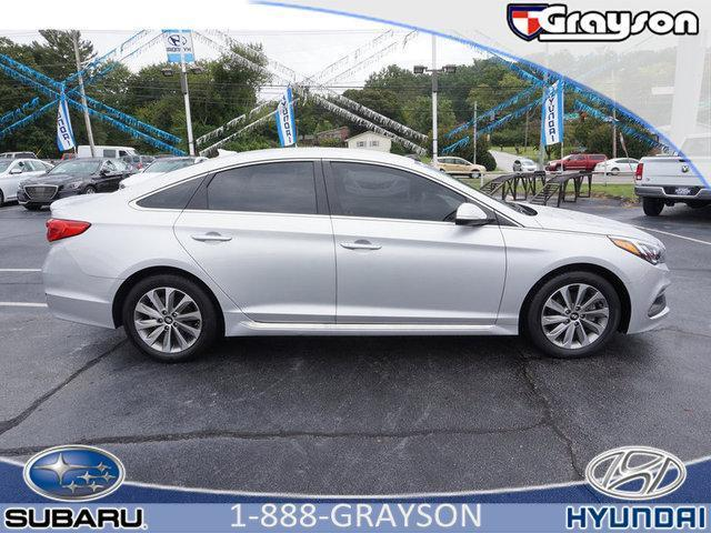 2016 hyundai sonata sport sport 4dr sedan for sale in knoxville tennessee classified. Black Bedroom Furniture Sets. Home Design Ideas