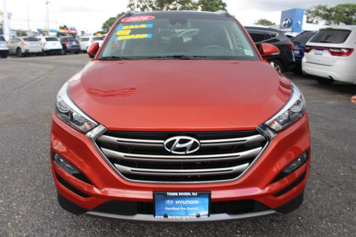 2016 Hyundai Tucson Limited Awd Limited 4dr Suv For Sale