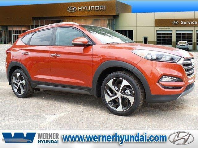 2016 Hyundai Tucson Limited Limited 4dr SUV