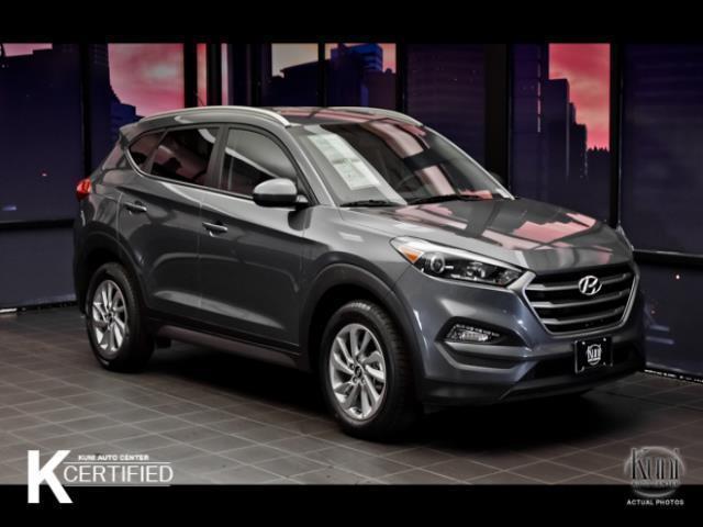 2016 Hyundai Tucson SE AWD SE 4dr SUV w/Beige Seats