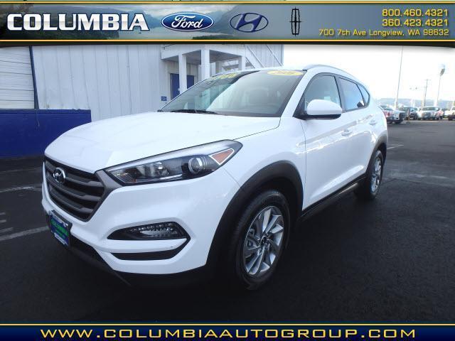 2016 Hyundai Tucson Se Se 4dr Suv For Sale In Longview