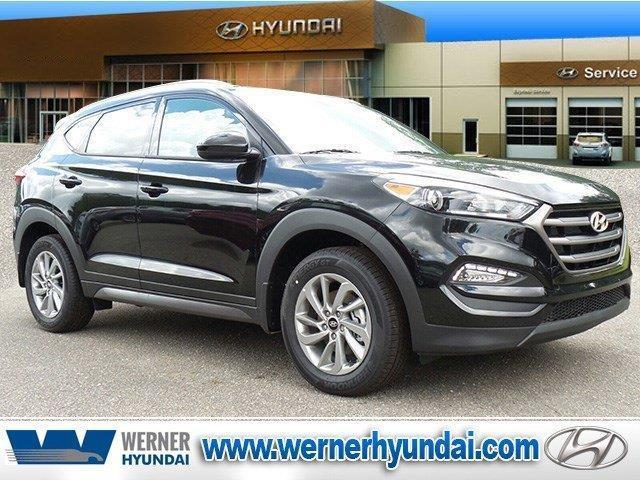 2016 Hyundai Tucson SE SE 4dr SUV