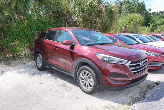 2016 hyundai tucson se se 4dr suv w beige seats for sale in new port richey florida classified. Black Bedroom Furniture Sets. Home Design Ideas