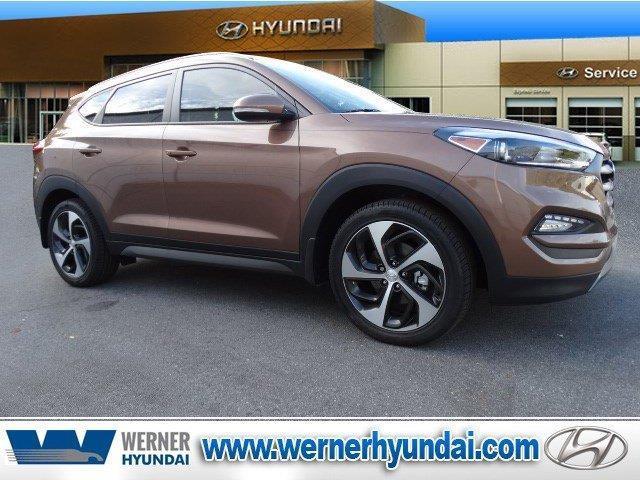 2016 Hyundai Tucson Sport Sport 4dr SUV