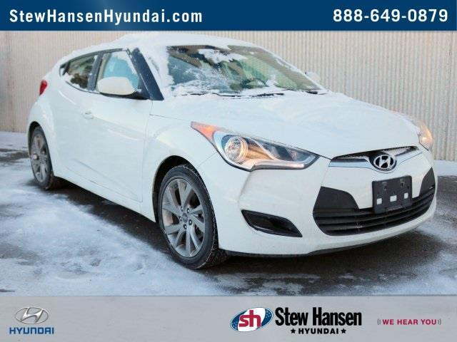 2016 Hyundai Veloster Base 3dr Coupe DCT w/Yellow
