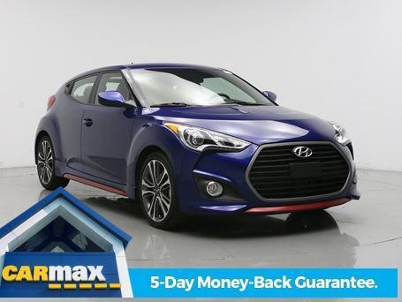2016 Hyundai Veloster Turbo R-Spec R-Spec 3dr Coupe