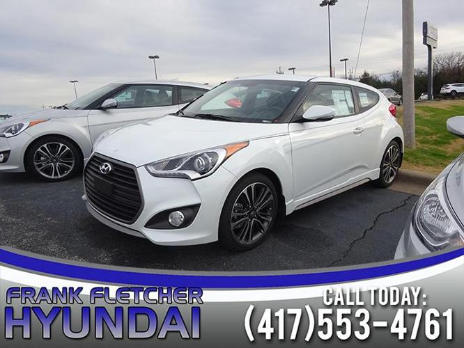 2016 Hyundai Veloster Turbo Rally Edition Rally Edition