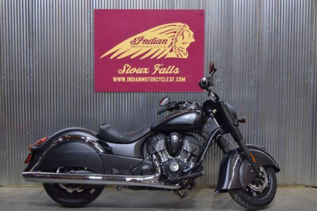 2016 indian chief dark horse for sale in sioux falls south dakota classified. Black Bedroom Furniture Sets. Home Design Ideas
