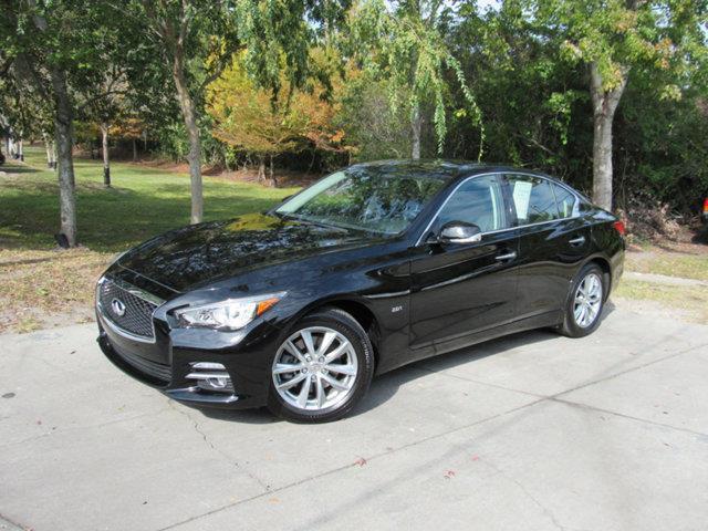 2016 INFINITI Q50 2.0T 2.0T 4dr Sedan