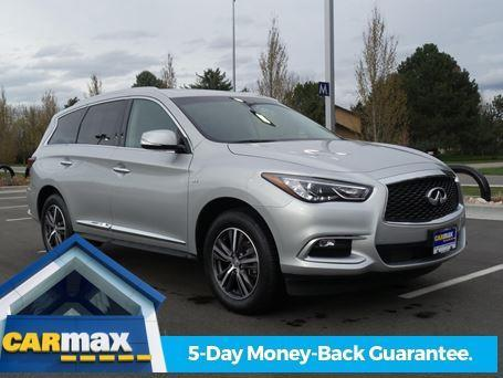 2016 infiniti qx60 base awd 4dr suv for sale in meridian idaho classified. Black Bedroom Furniture Sets. Home Design Ideas