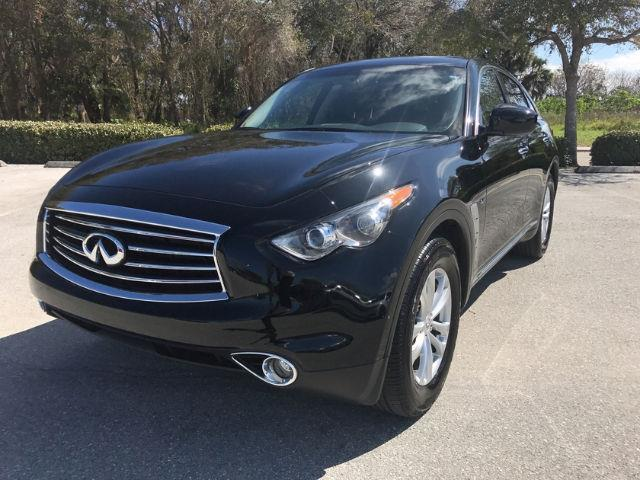 2016 infiniti qx70 base 4dr suv for sale in gainesville florida classified. Black Bedroom Furniture Sets. Home Design Ideas