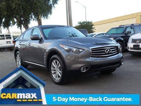 2016 infiniti qx70 base 4dr suv for sale in clearwater florida classified. Black Bedroom Furniture Sets. Home Design Ideas