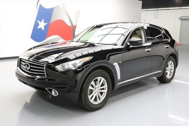 2016 infiniti qx70 base 4dr suv for sale in houston texas classified. Black Bedroom Furniture Sets. Home Design Ideas