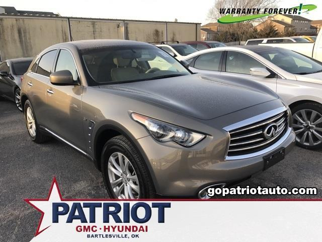 2016 infiniti qx70 base awd 4dr suv for sale in bartlesville oklahoma classified. Black Bedroom Furniture Sets. Home Design Ideas