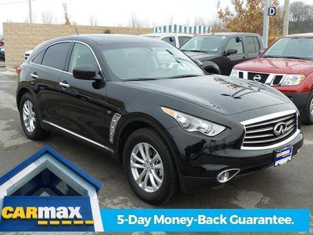 2016 infiniti qx70 base awd 4dr suv for sale in shiloh illinois classified. Black Bedroom Furniture Sets. Home Design Ideas