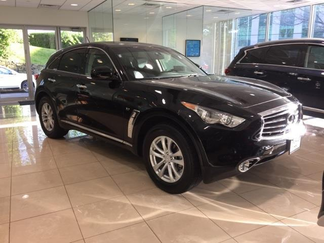 2016 infiniti qx70 base awd 4dr suv for sale in belle haven connecticut classified. Black Bedroom Furniture Sets. Home Design Ideas