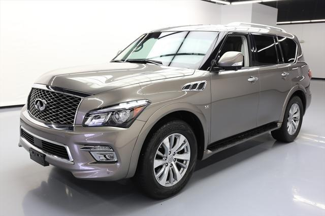 2016 infiniti qx80 base awd 4dr suv for sale in dallas texas classified. Black Bedroom Furniture Sets. Home Design Ideas