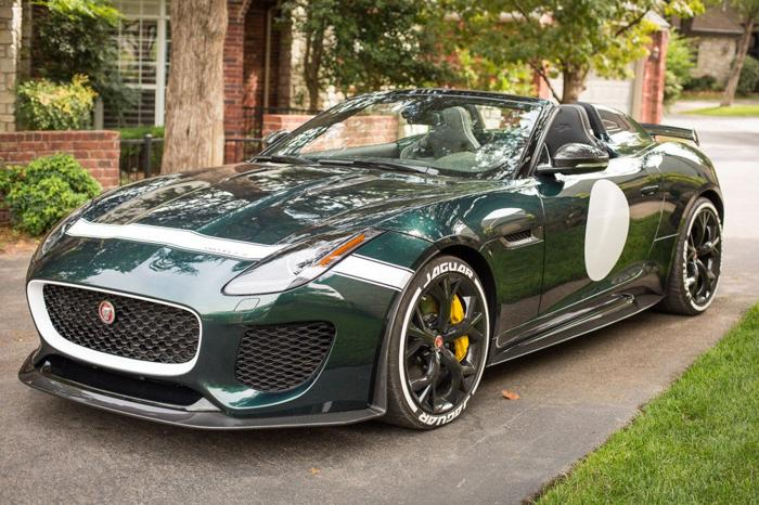 2016 jaguar f type project 7 british racing green for sale in yonkers new york classified. Black Bedroom Furniture Sets. Home Design Ideas