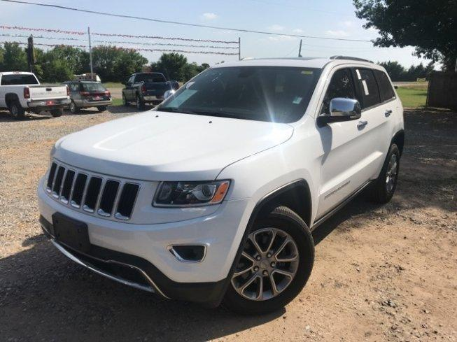 2016 Jeep Cherokee 4WD Limited