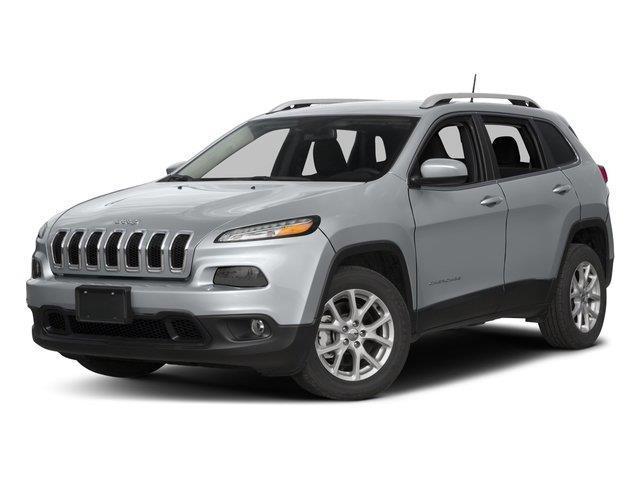 2016 Jeep Cherokee Latitude Latitude 4dr SUV