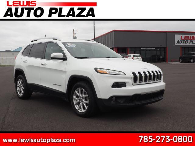 2016 jeep cherokee latitude latitude 4dr suv for sale in topeka kansas classified. Black Bedroom Furniture Sets. Home Design Ideas