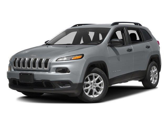 2016 Jeep Cherokee Sport Sport 4dr SUV