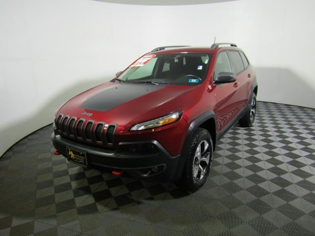 2016 jeep cherokee trailhawk 4x4 trailhawk 4dr suv for sale in beckley west virginia classified. Black Bedroom Furniture Sets. Home Design Ideas